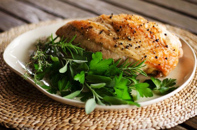 Simple Roast Turkey Breast Recipe | Yummly