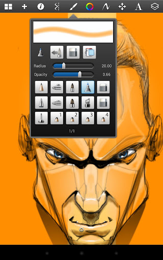 sketchbook-express-for-tablets for android screenshot