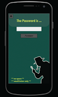 Screenshot of Password Breaker