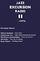 Screenshot of Jazz Excursion Radio