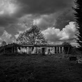 Decay. by Jarne Beyls - City,  Street & Park  Neighborhoods