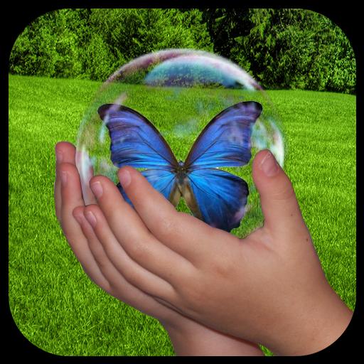 Bubble Nature Kids Game Free 解謎 App LOGO-APP開箱王