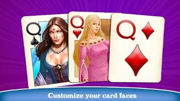 Screenshot of Hardwood Hearts (Free)