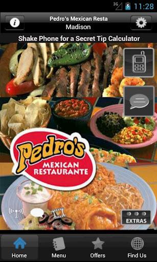 Pedro's Mexican Resta