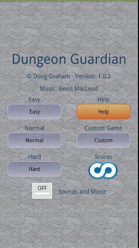 【免費街機App】Dungeon Guardian-APP點子