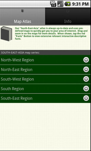 mapQWIK South-East-Asia Atlas