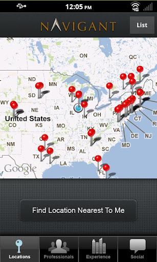 【免費商業App】Navigant Consulting Connection-APP點子