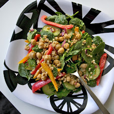 Everyday Chickpea Salad