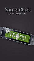 Screenshot of Soccer Clock for Gear Fit