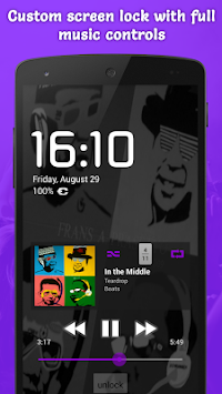 Top Music Player APK screenshot thumbnail 4
