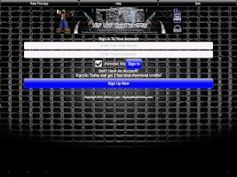 Screenshot of Hip Hop Beat Factory Mobile