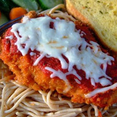 Iowa State Chicken Parmesan