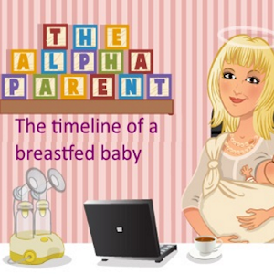 Timeline of a breastfed baby