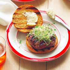 Beer And Bison Burgers