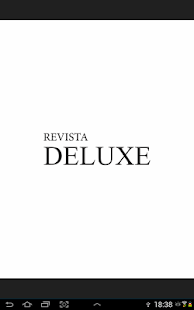 Revista Deluxe - screenshot