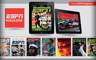 Screenshot of ESPN MAGAZINE en español