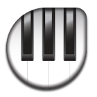 Piano by SplashApps (Ad Free) icon