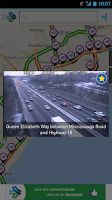 Screenshot of WRCB Traffic