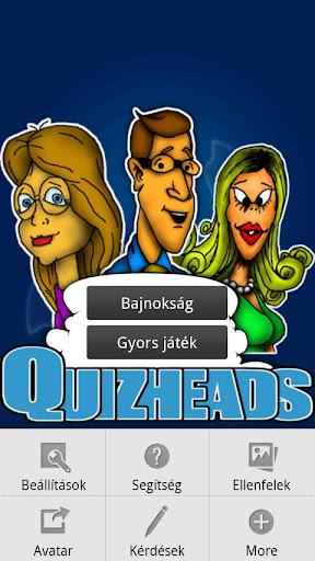 Quizheads