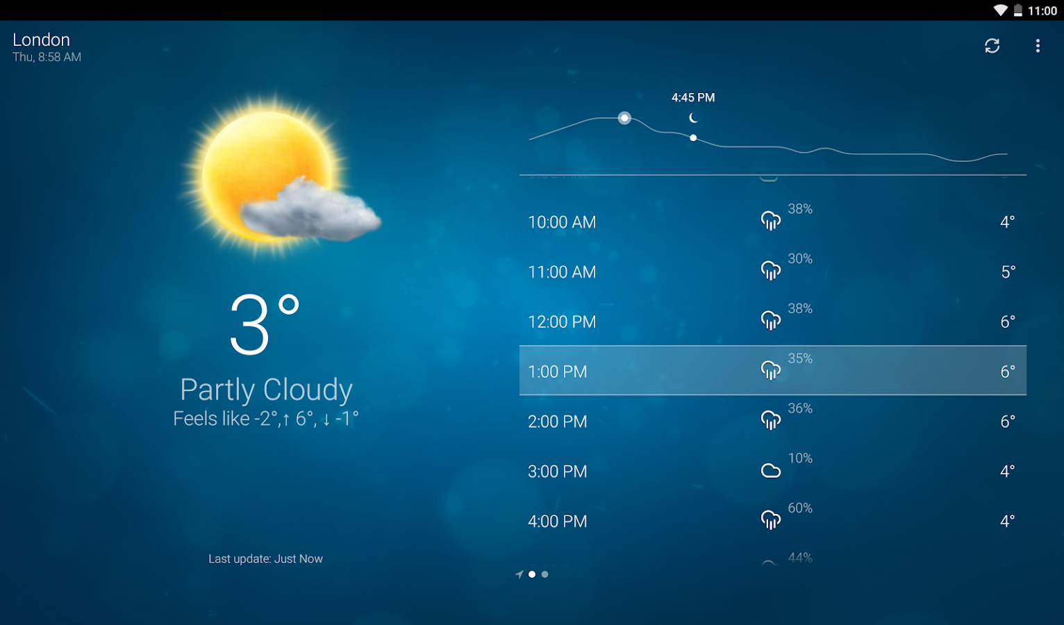 Weather Screenshot 5