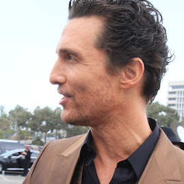 matthew mcconaughey by Patrick Orcutt - News & Events Entertainment ( spirit awards 2014 )