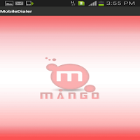 Screenshot of Mango Dialer