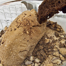 Espresso-Malted Milk Ball Ice Cream ( Espresso-Toffee Chunk Vari