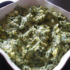 Healthy Spinach Artichoke Dip (Vegan)