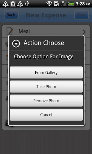 玩商業App|Expenses by Kimble免費|APP試玩