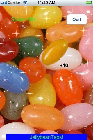 Jellybean Taps
