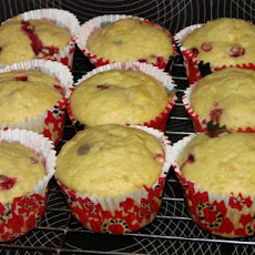 Cranberry Muffins or Loaf Bread