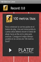 Screenshot of 100 Metros Lisos!