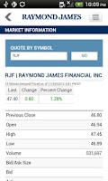 Screenshot of RJ Investor