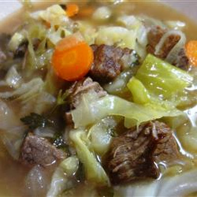 Cawl (Traditional Welsh Broth)