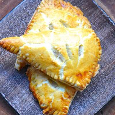 Apple and Pear Hand Pies