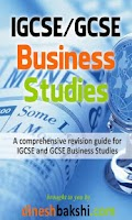 Screenshot of IGCSE Business Studies