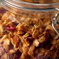 Mom's Homemade Granola