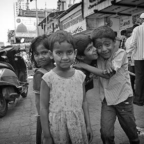 Horsin' around by Ajit Pillai - Babies & Children Children Candids (  )