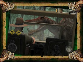 Screenshot of Dinosaur Safari Pro