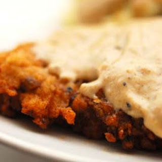 Chicken-Fried Steak (from my dad)