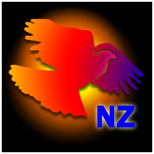 NZ Bird Gallery LOGO-APP點子