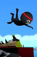 Screenshot of Stickman Run: 1 2 3 Go Running