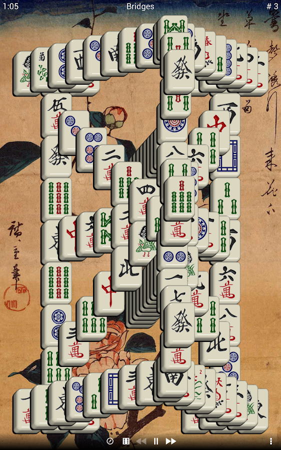Mahjong Pocket Genius Screenshot 1