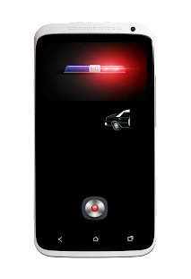 Police Siren and Lights - screenshot