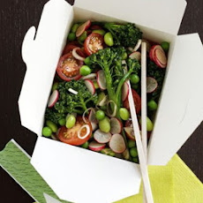 Asian Greens Salad