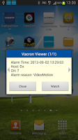 Screenshot of VacronViewer