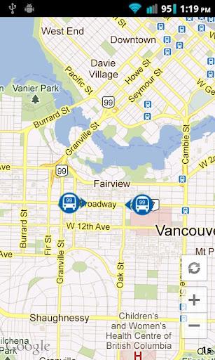 LiveTransit Vancouver