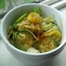 Yellow Squash and Zucchini Delight