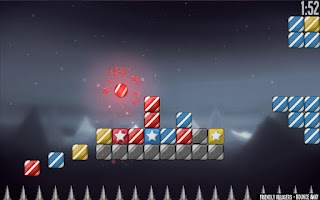 Screenshot of Bounce Away