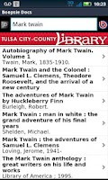 Screenshot of Tulsa City-County Library